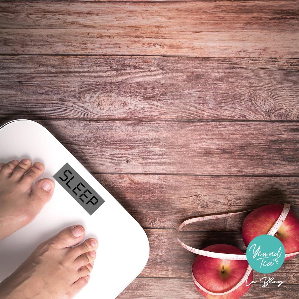 rapport entre sommeil et perte de poids