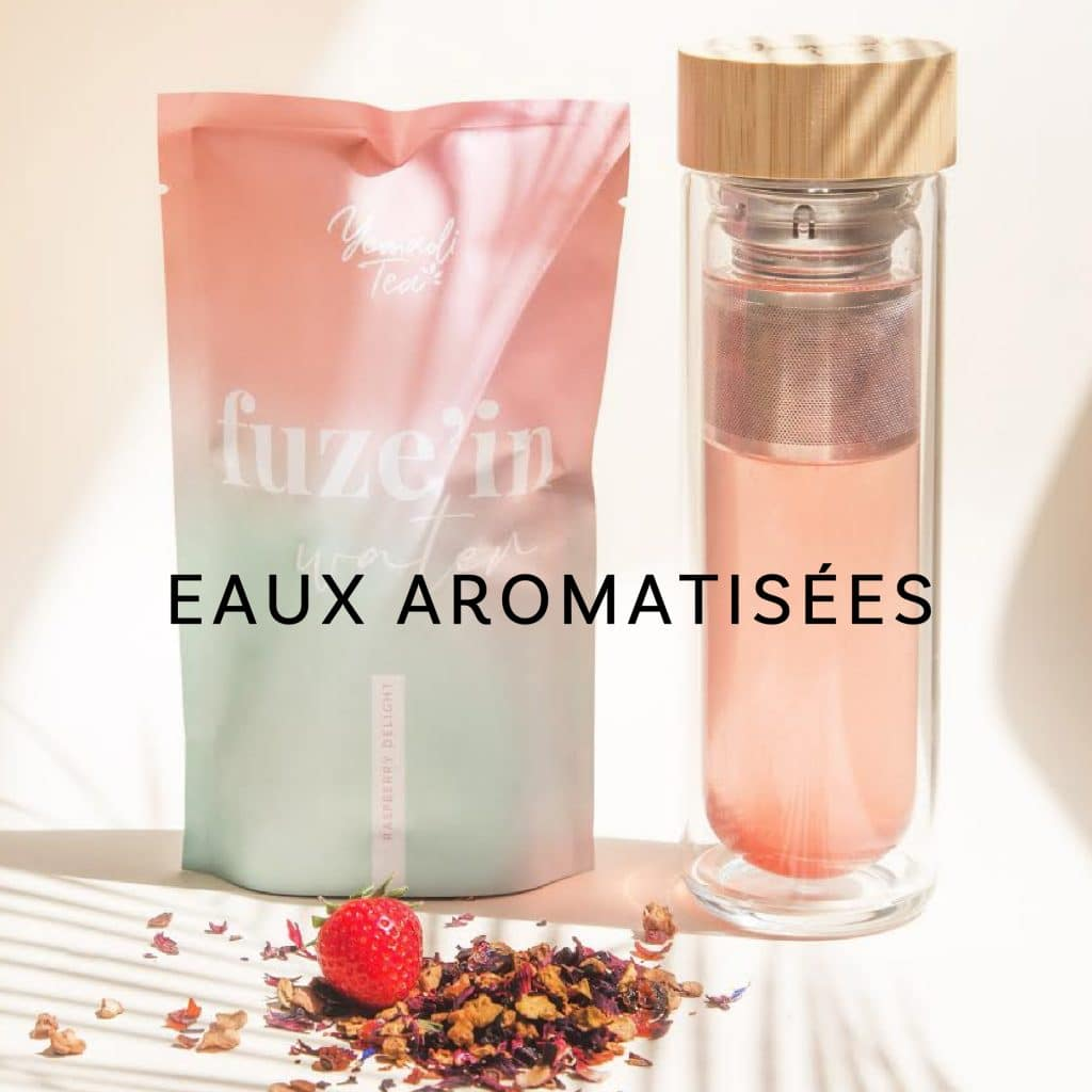 Eaux aromatisées